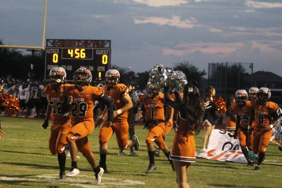 Battle of 91st Avenue: Football v. Kellis