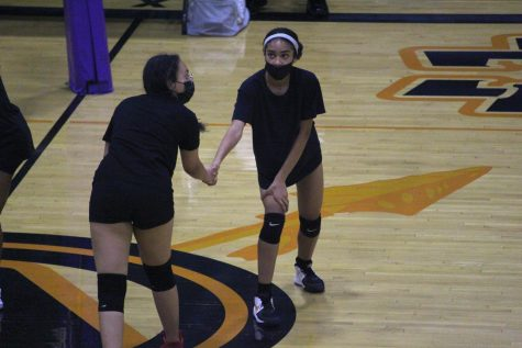 Aztec Volleyball Scrimmage