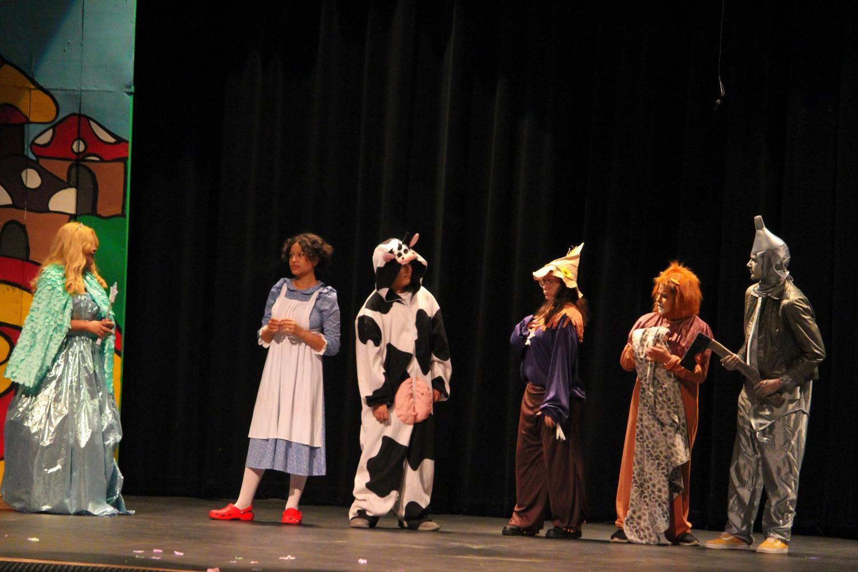 Fall Play: Aztec Theatre Company