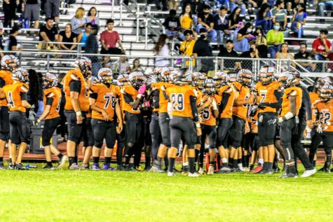 Football: Homecoming v. Maryvale